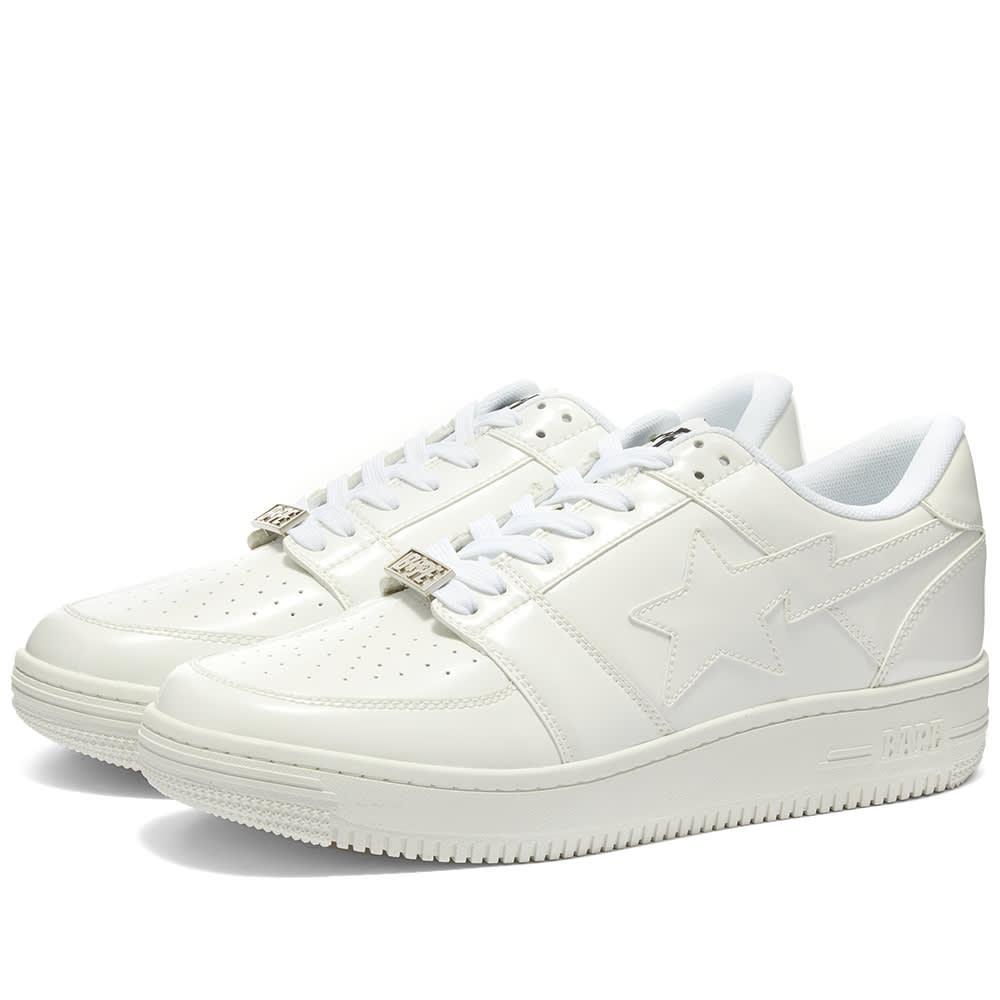 bapesta white
