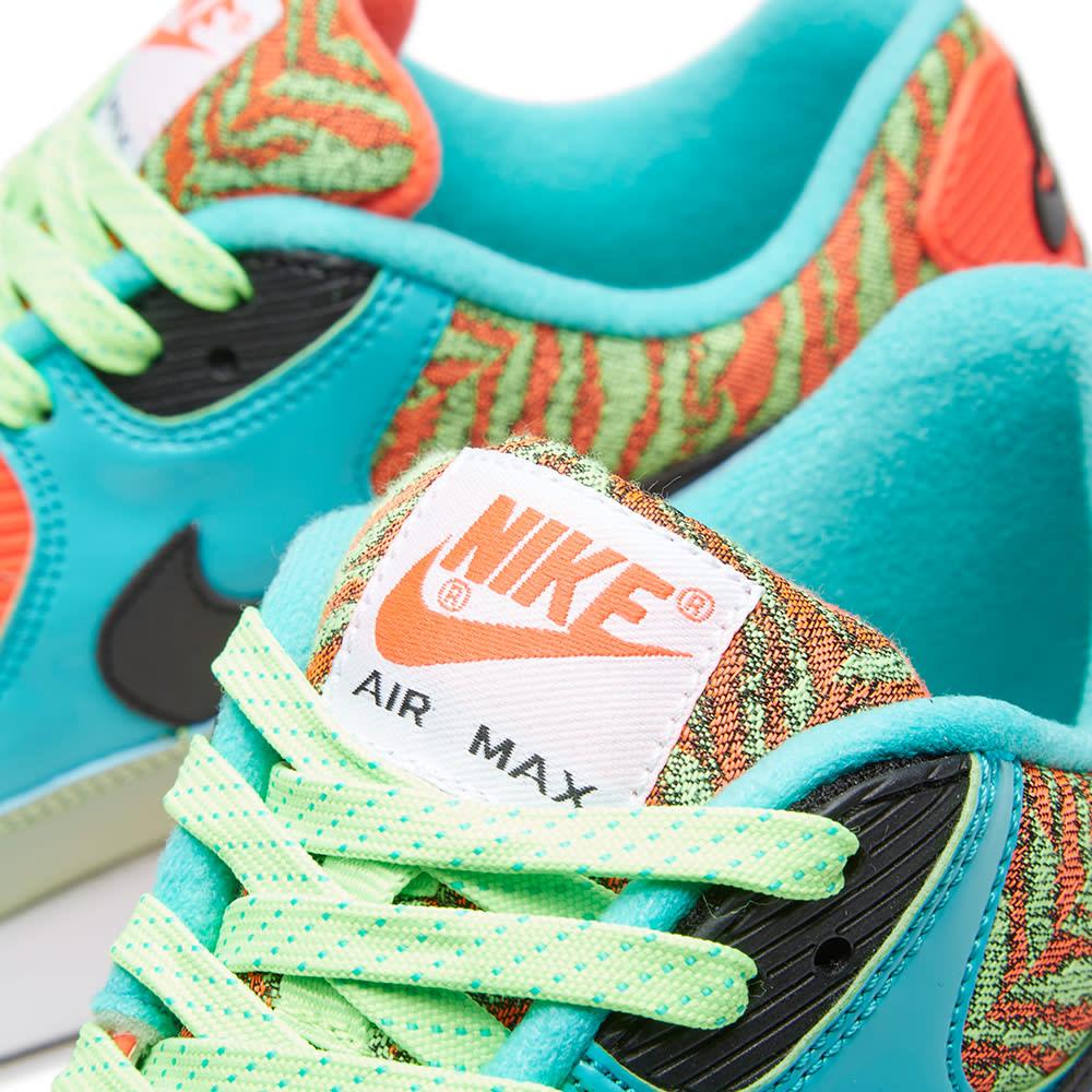 Nike Air Max 90 Flash Lime