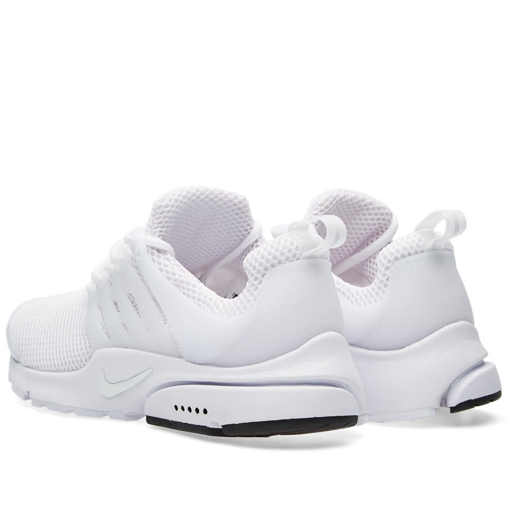 low priced 4d038 2c097 nike air presto black and burgundy and white dress