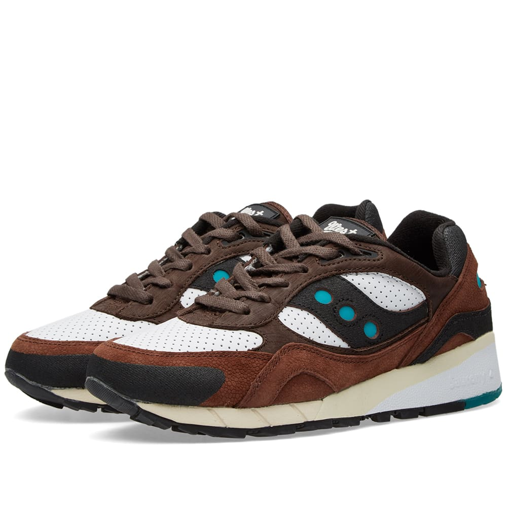 huge selection of a116d 2285f Saucony x WEST NYC Shadow 6000 'Fresh Water'