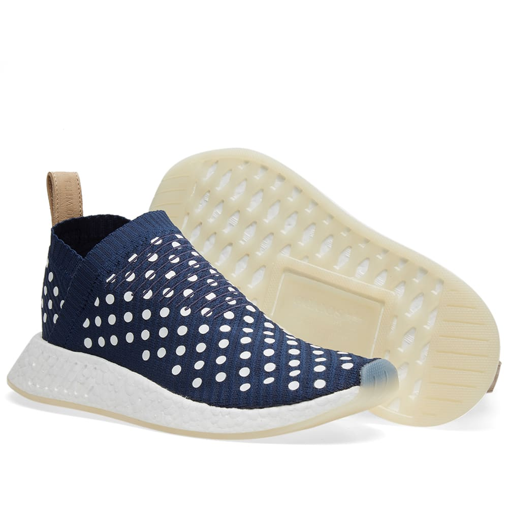2451c19938891 Adidas Women s NMD CS2 PK W Collegiate Navy   White