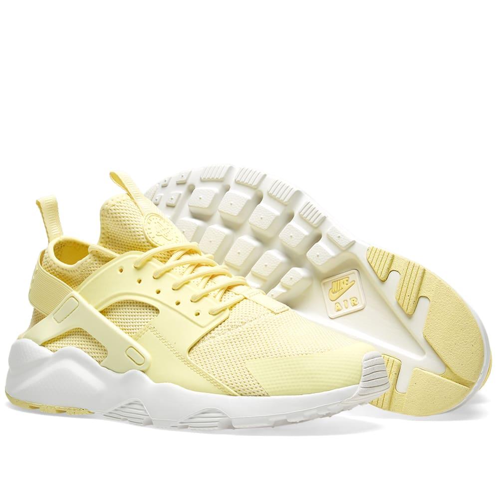 los angeles 94119 5a7df Nike Air Huarache Run Ultra BR. Lemon Chiffon   Summit White