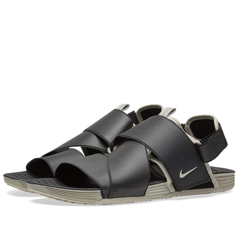 3aa3087483a8 Nike Air Solarsoft Zigzag Black   Pale Grey
