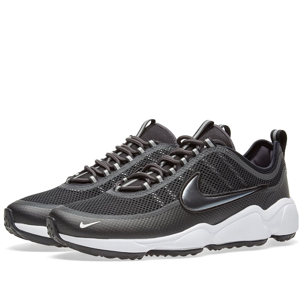 02be672f4b056 Nike Air Zoom Spiridon Ultra Black