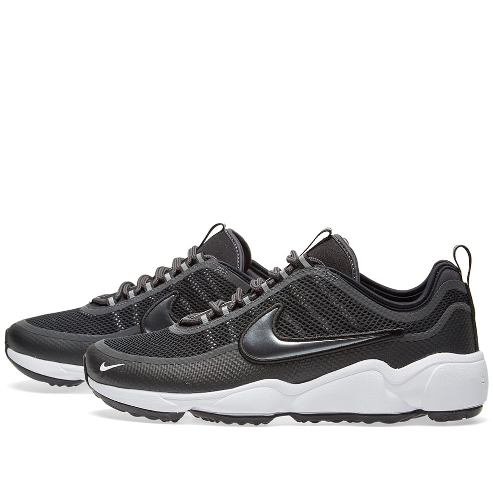 timeless design e8aed 858e0 Nike Air Zoom Spiridon Ultra Black, Anthracite   White   END.