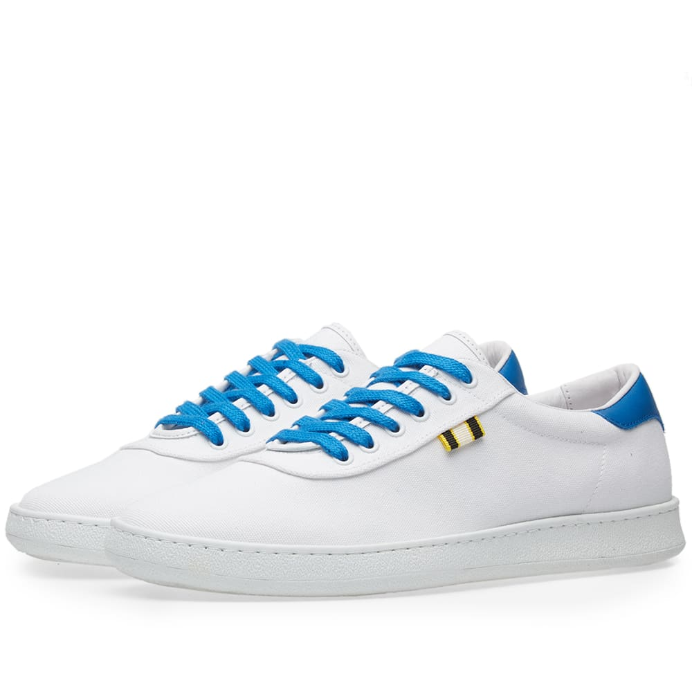 Canvas Sneakers - Storm blueAprix MQf1o0uEK