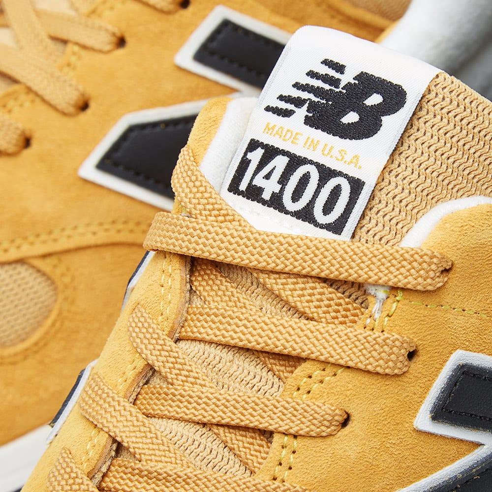 new balance 1400 mustard yellow