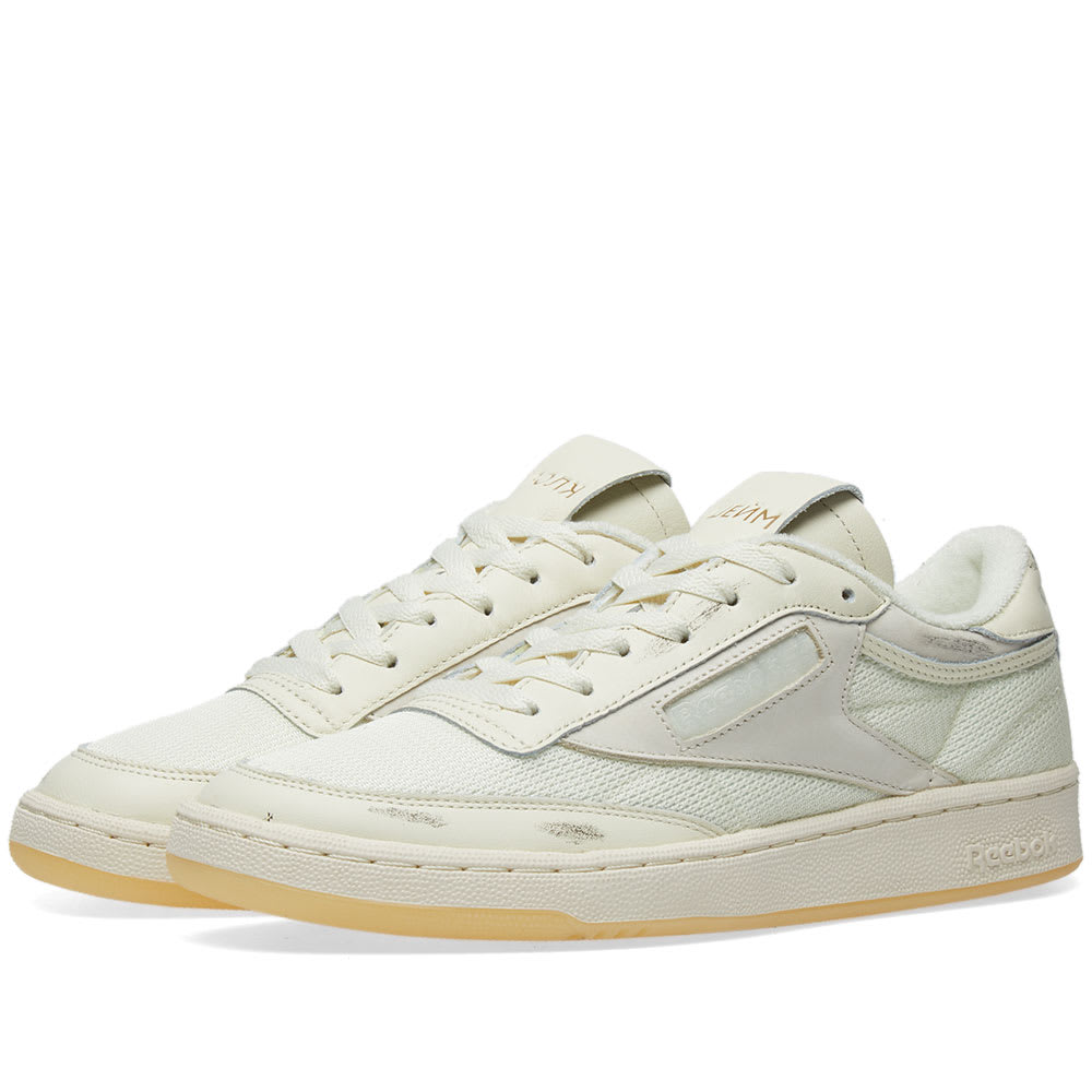 6107418c107 Reebok X Walk Of Shame Club C 85 In Neutrals