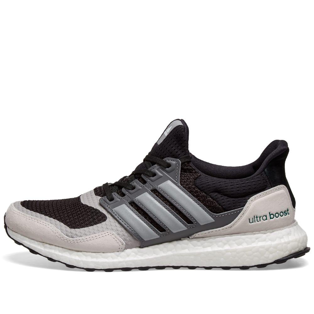 Adidas Ultra Boost S\u0026L Black, Light