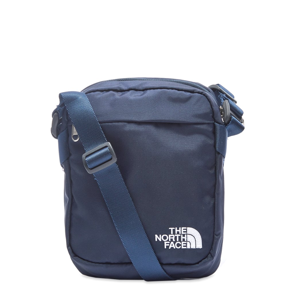 fe2cdd2bdeaf3f The North Face Convertible Shoulder Bag Urban Navy   White