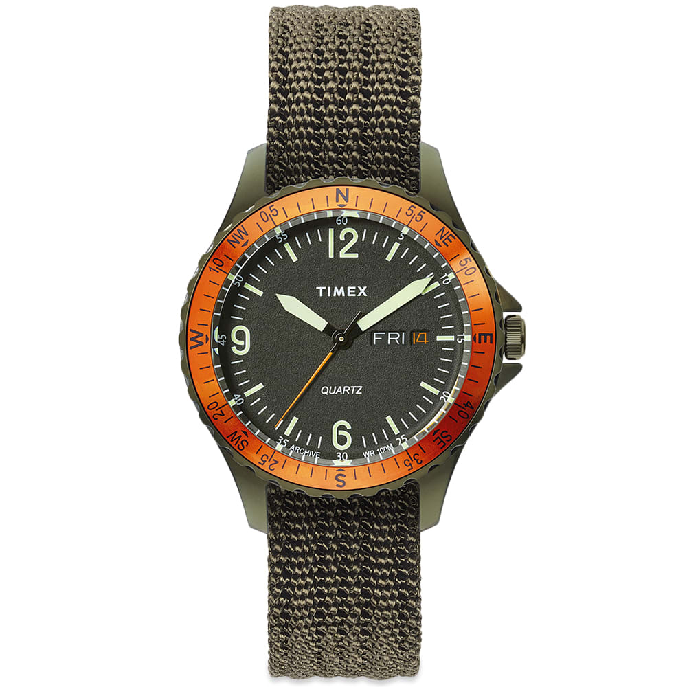Timex Archive Navi Land Watch