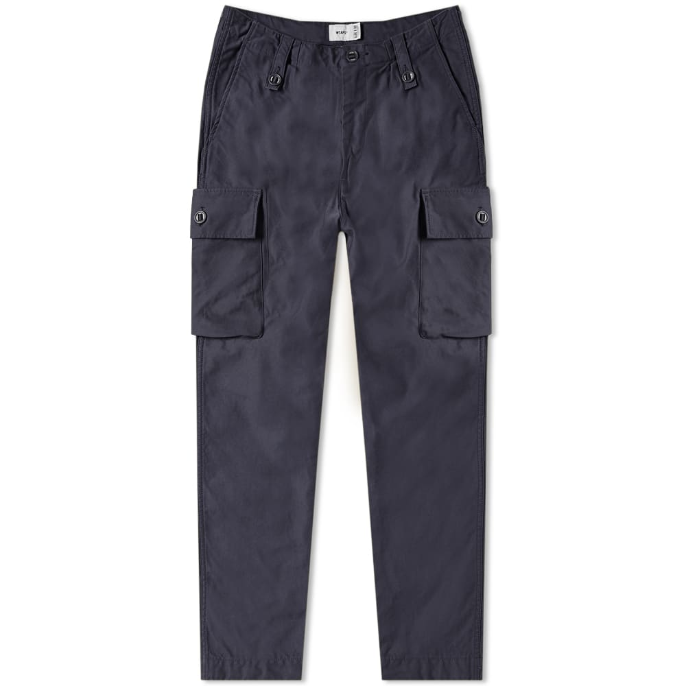 WTAPS | WTAPS Jungle England 1 Pant Navy | Goxip