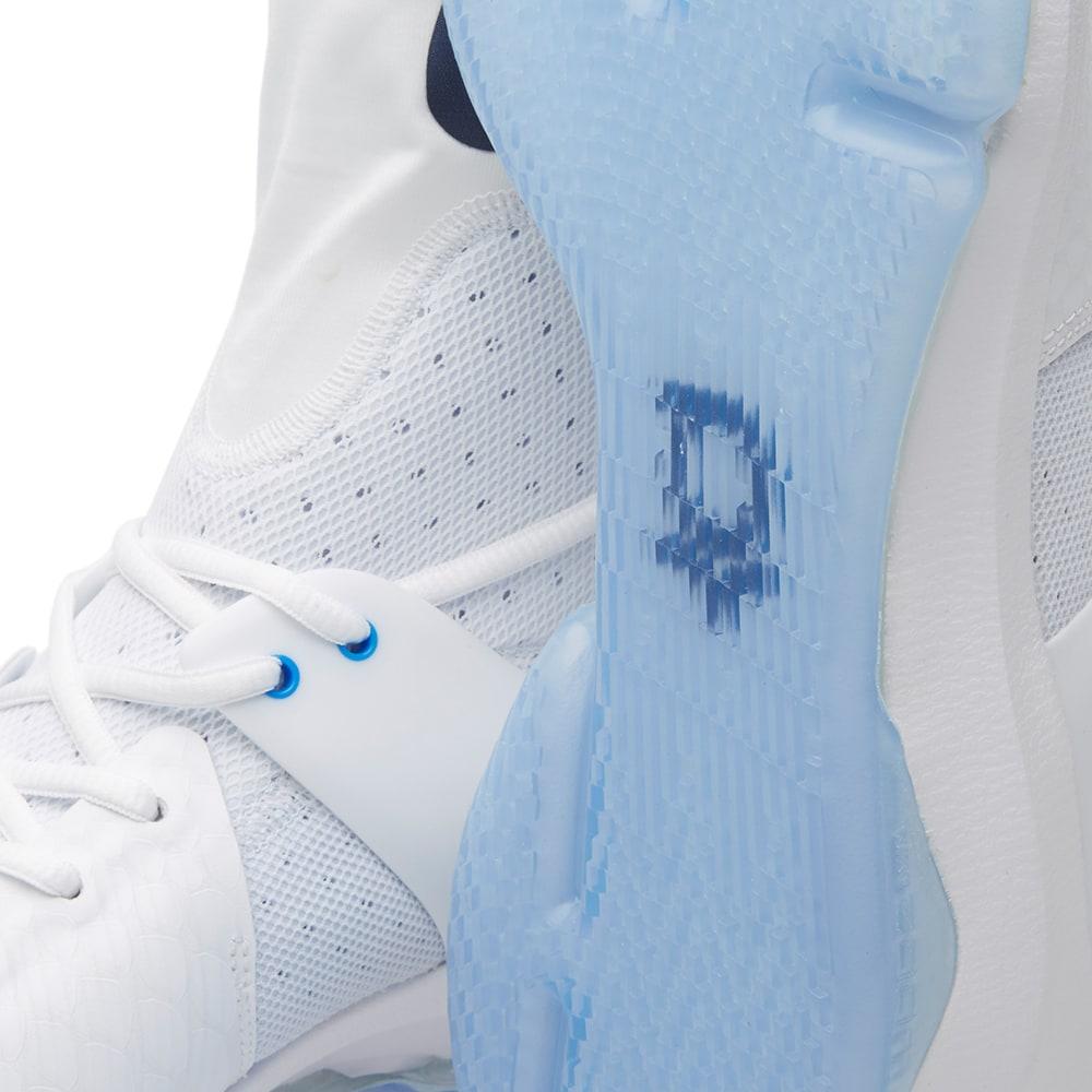 buy popular 1ba72 2a3e0 Nike KD 8 Elite White   Midnight Navy   END.