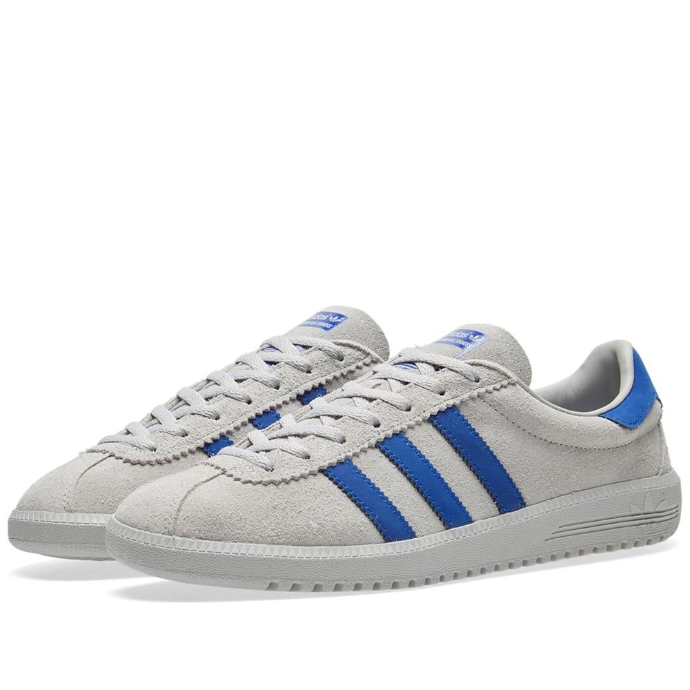 Adidas Bermuda Grey \u0026 Bold Blue | END.
