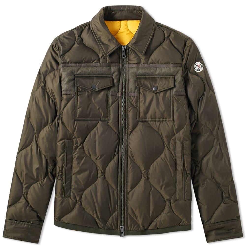 Moncler Stephan Shirt Jacket
