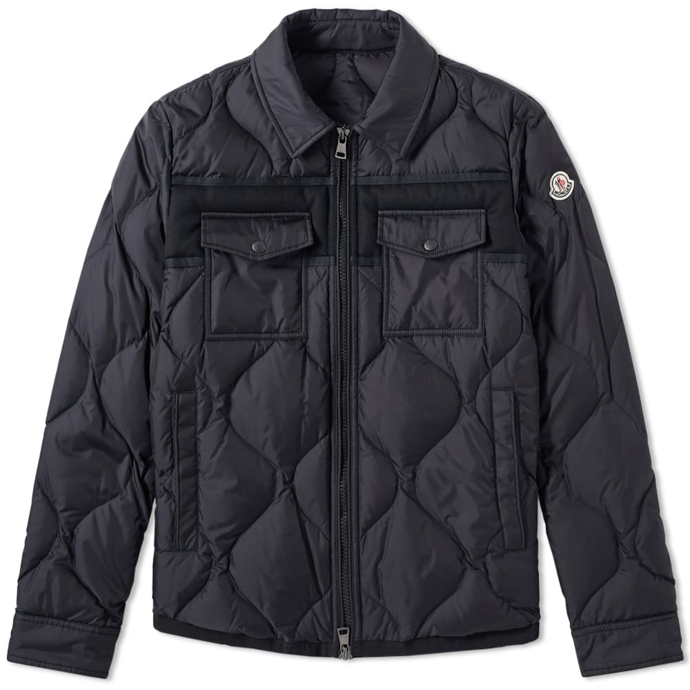 20a5cc11a Moncler Stephan Shirt Jacket