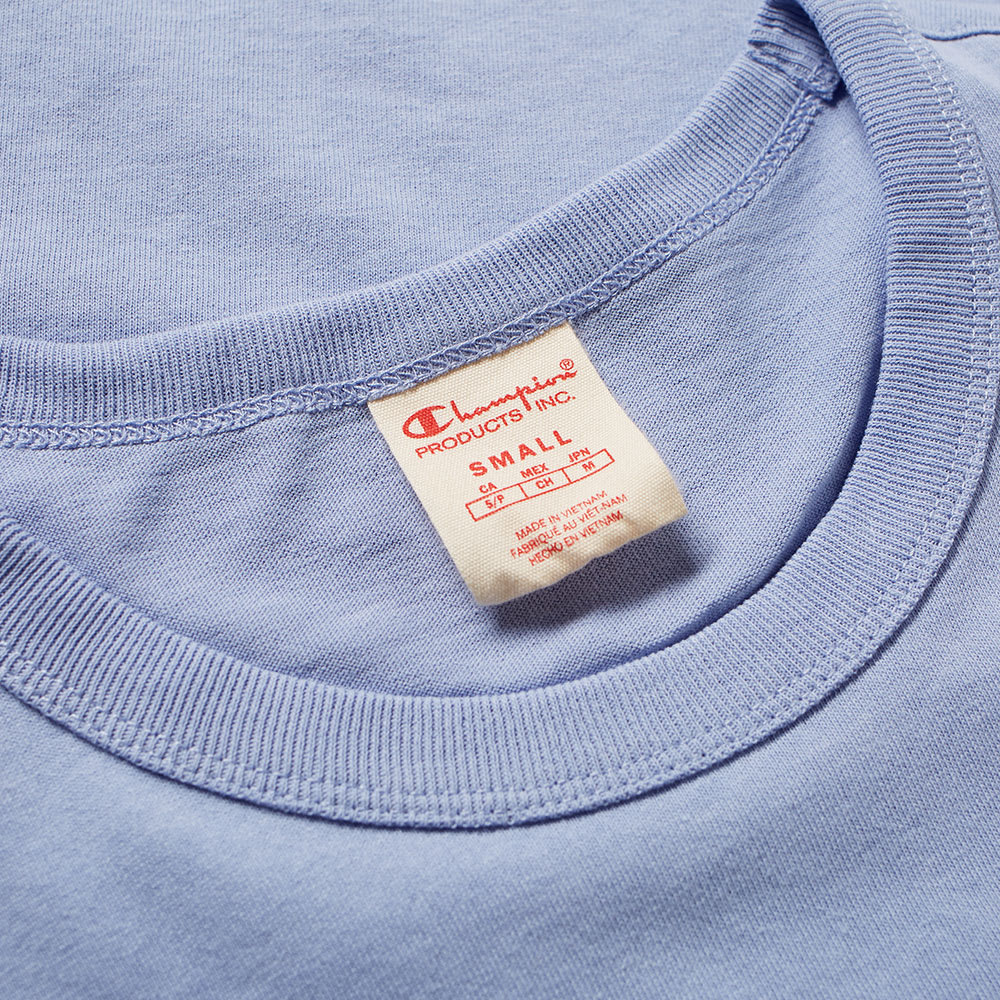 d07476c27 Champion Reverse Weave Classic Tee Lilac | END.