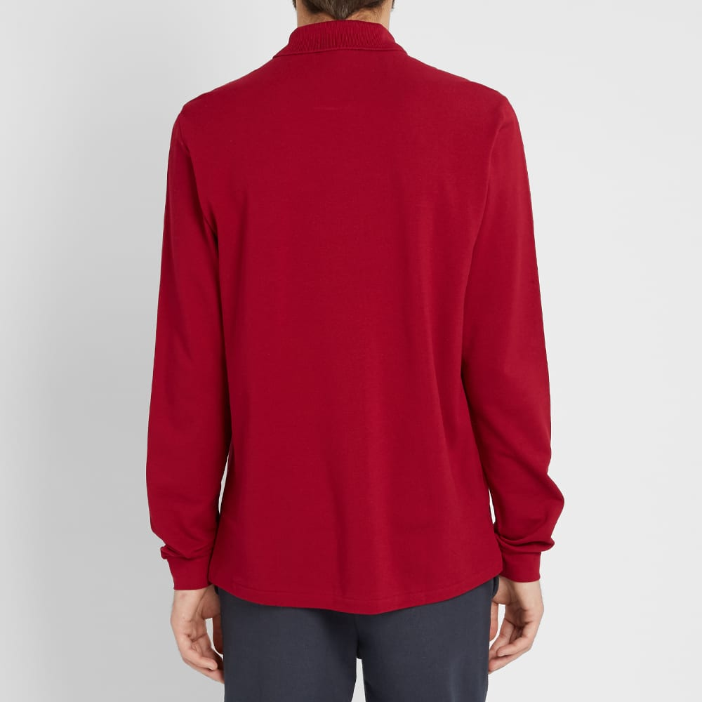 Long Polo Sleeve Pique Classic Lacoste Ybyf67g