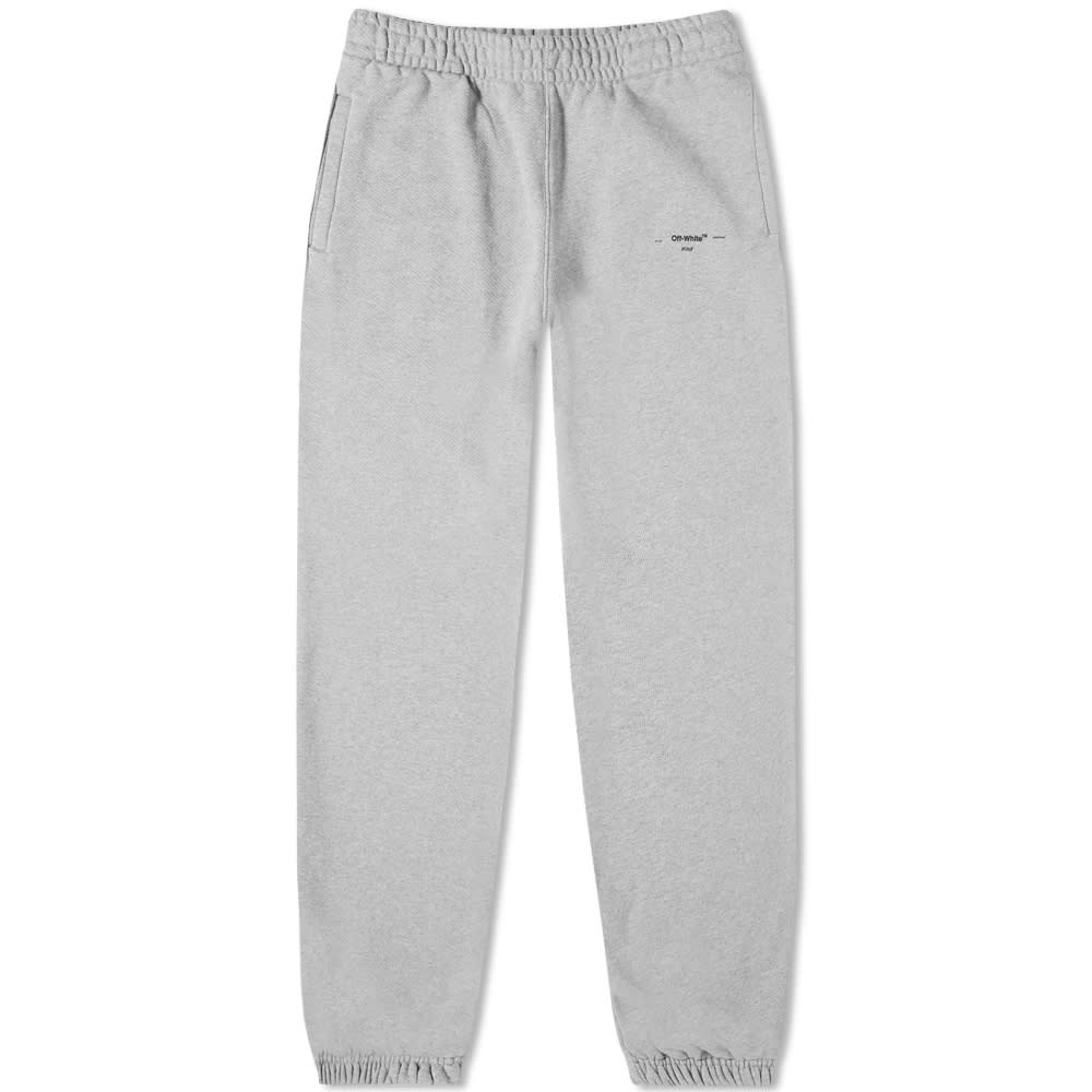 "Off-White ""Logo"" Slim Sweat Pant"