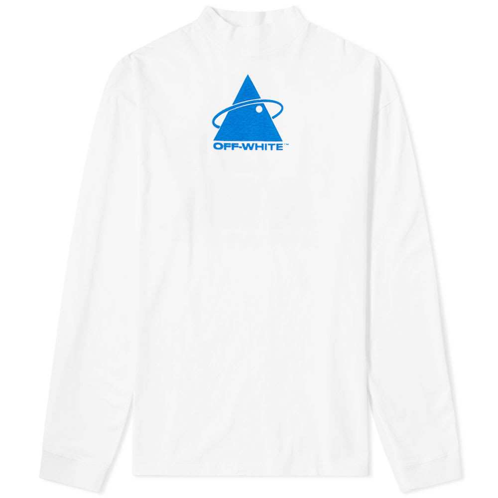 Off-White Triangle Planet Tee