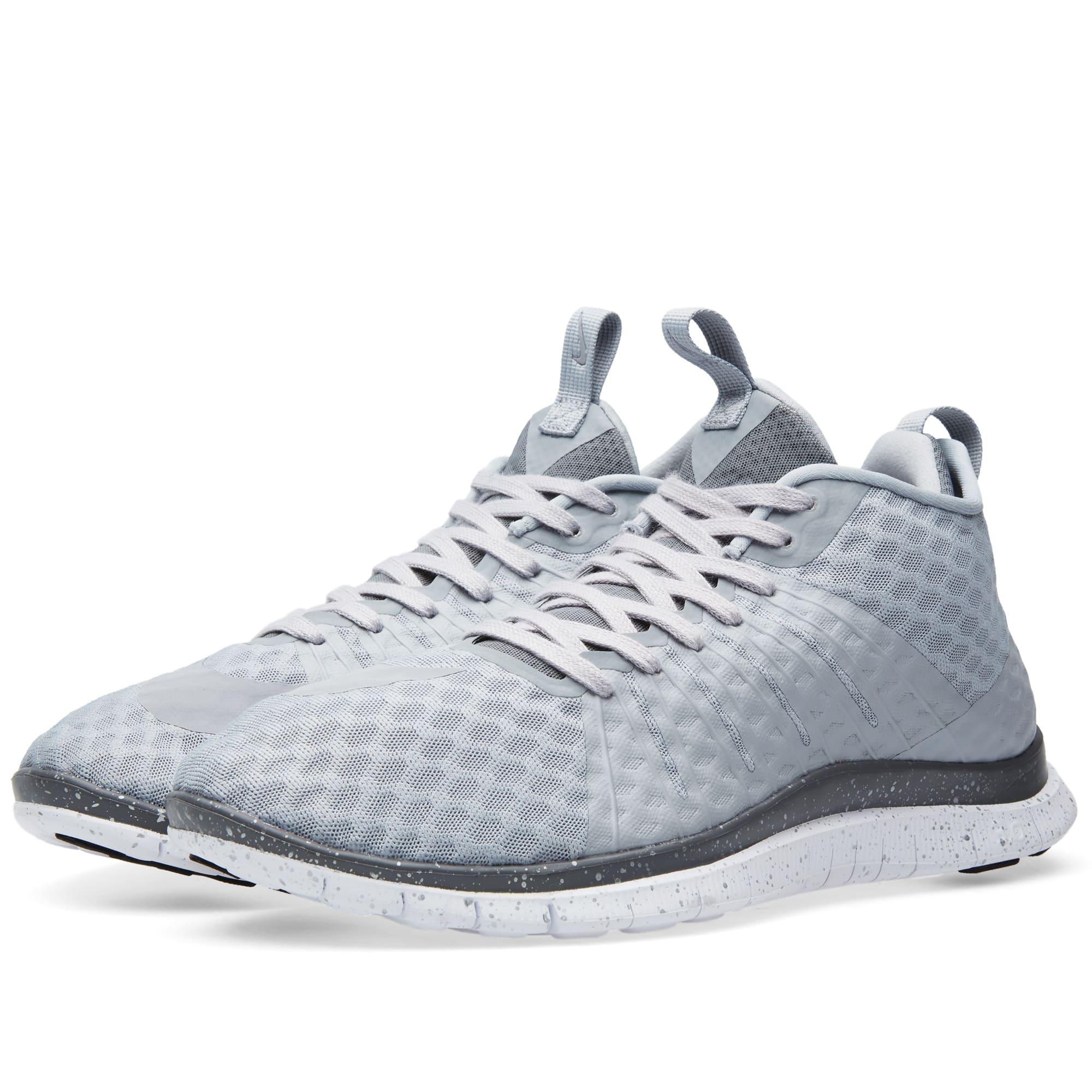 sports shoes 380d7 93e43 Nike Free Hypervenom 2 Wolf Grey   White   END.
