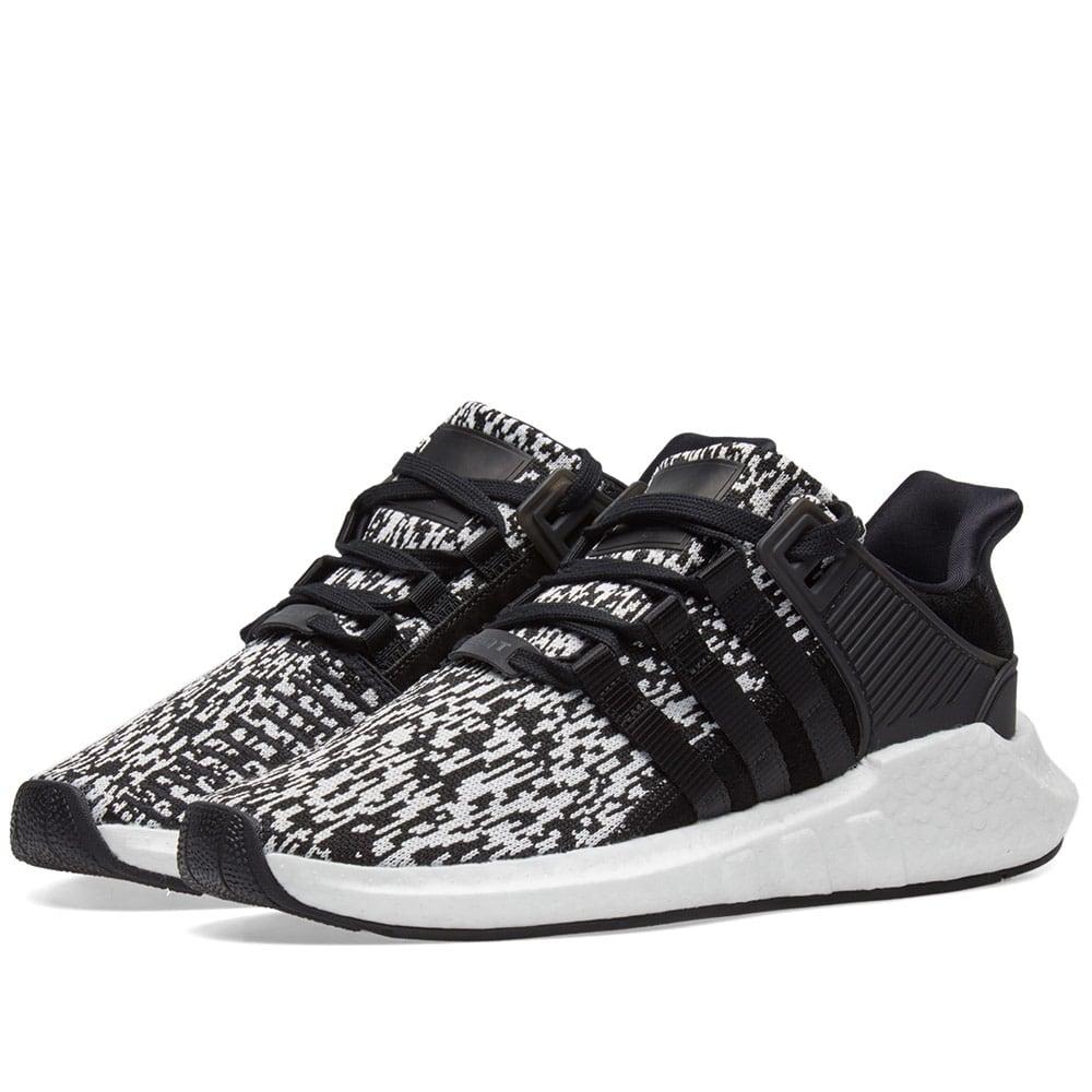 Adidas EQT Support 9317 Core Black | Sneaker | Schuhe