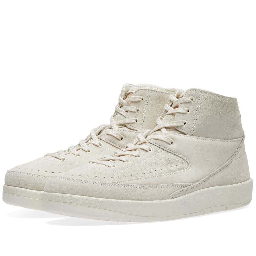 7a701ad50329 Nike Air Jordan 2 Retro Decon Sail   Bio Beige