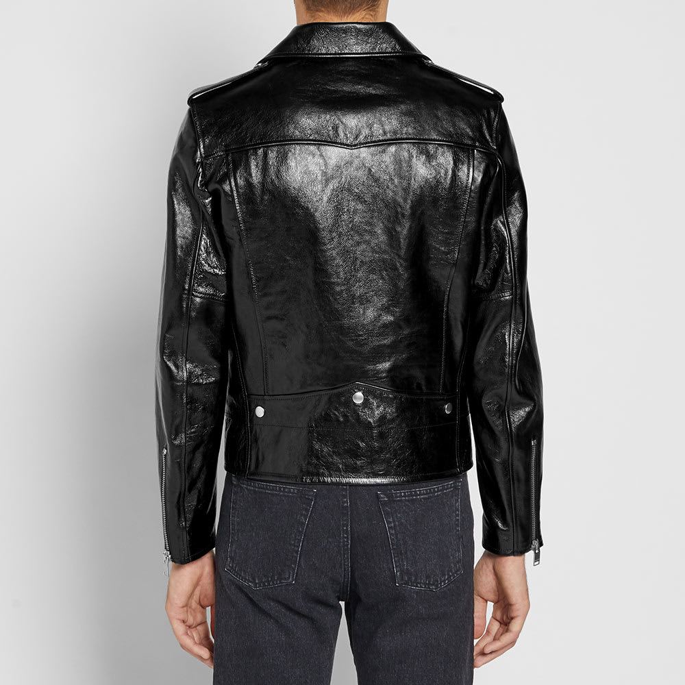 e7c9b772 Saint Laurent Morder L01 Biker Jacket