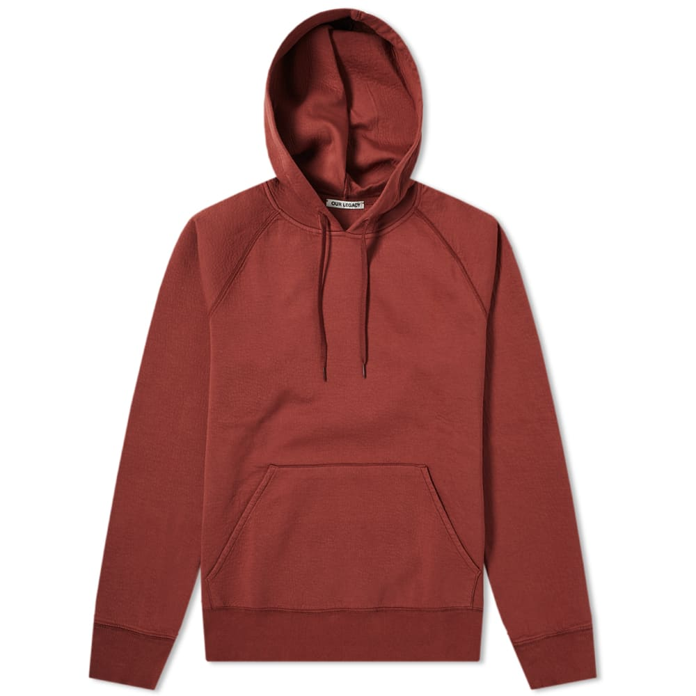OUR LEGACY SINGLE HOODY