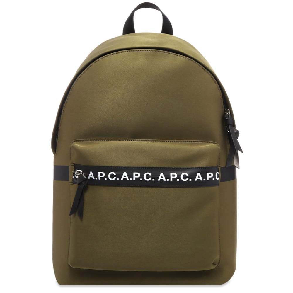 A.p.c. Backpacks A.P.C. Taped Seam Backpack