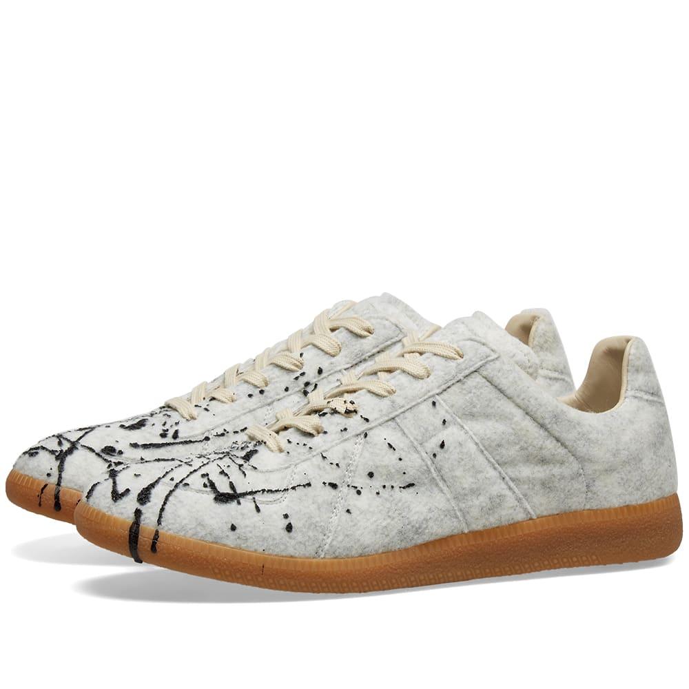 Maison Margiela 22 Painter Felt Replica Sneaker