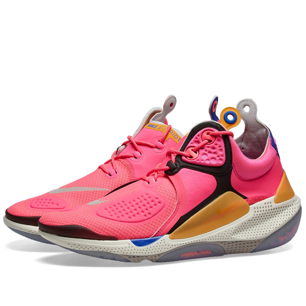 Nike Joyride CC3 Setter Hyper Pink, Kumquat & Blue