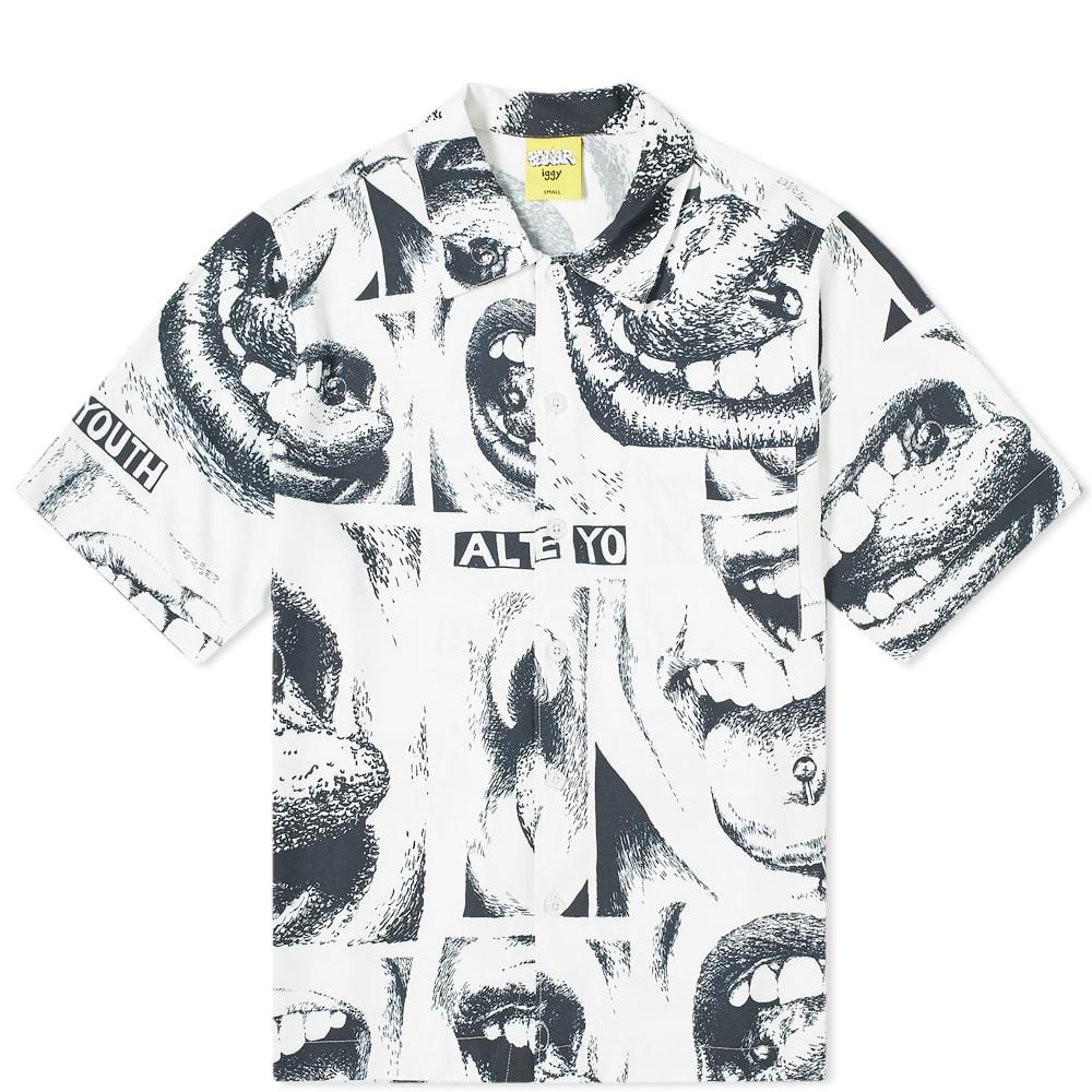 Polar Skate Co  x Iggy Alternative Youth Shirt
