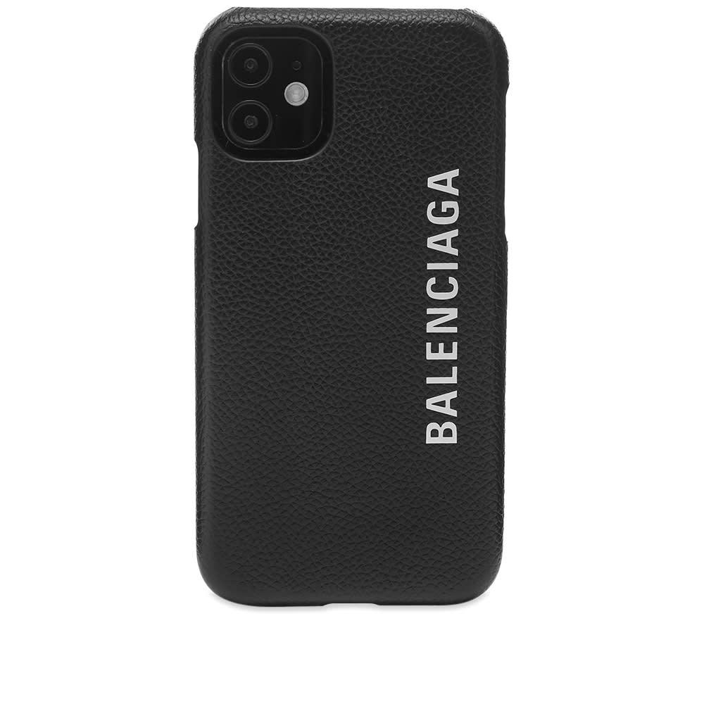 Balenciaga Logo iPhone 11 Case