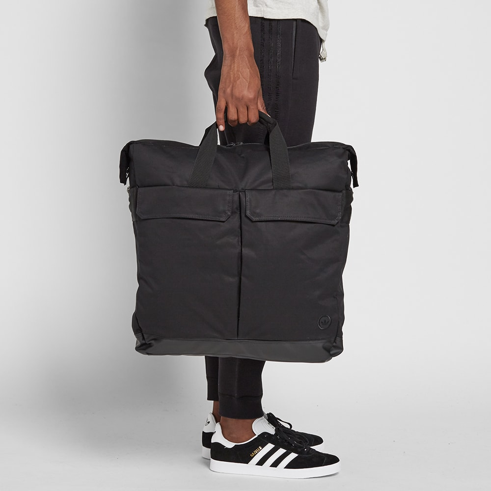 adidas x wings horns tote bag black. Black Bedroom Furniture Sets. Home Design Ideas