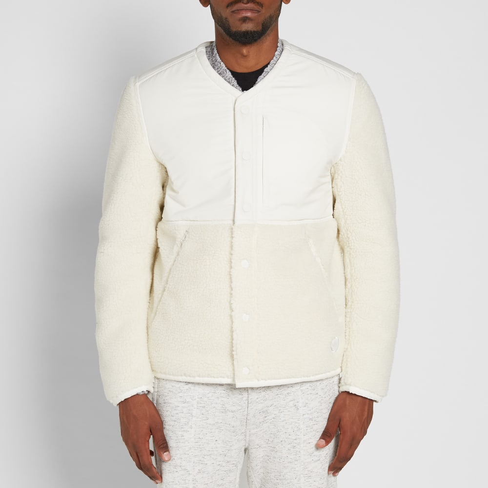 Adidas x Wings + Horns Sherpa Jacket