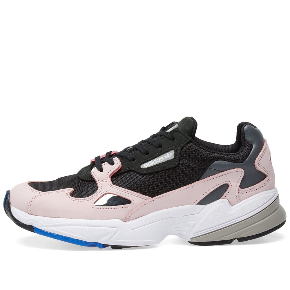 Adidas Falcon W Core Black Light Pink End