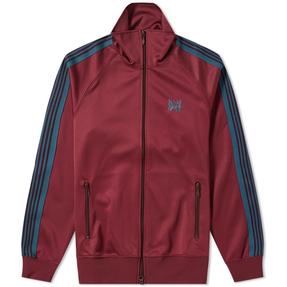 NEEDLES Needles Track Jacket In Red