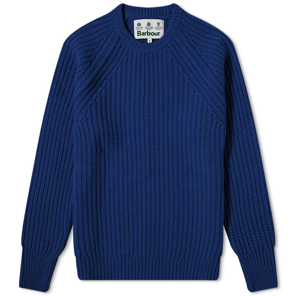 Barbour Knits Barbour Tynedale Crew Knit - White Label