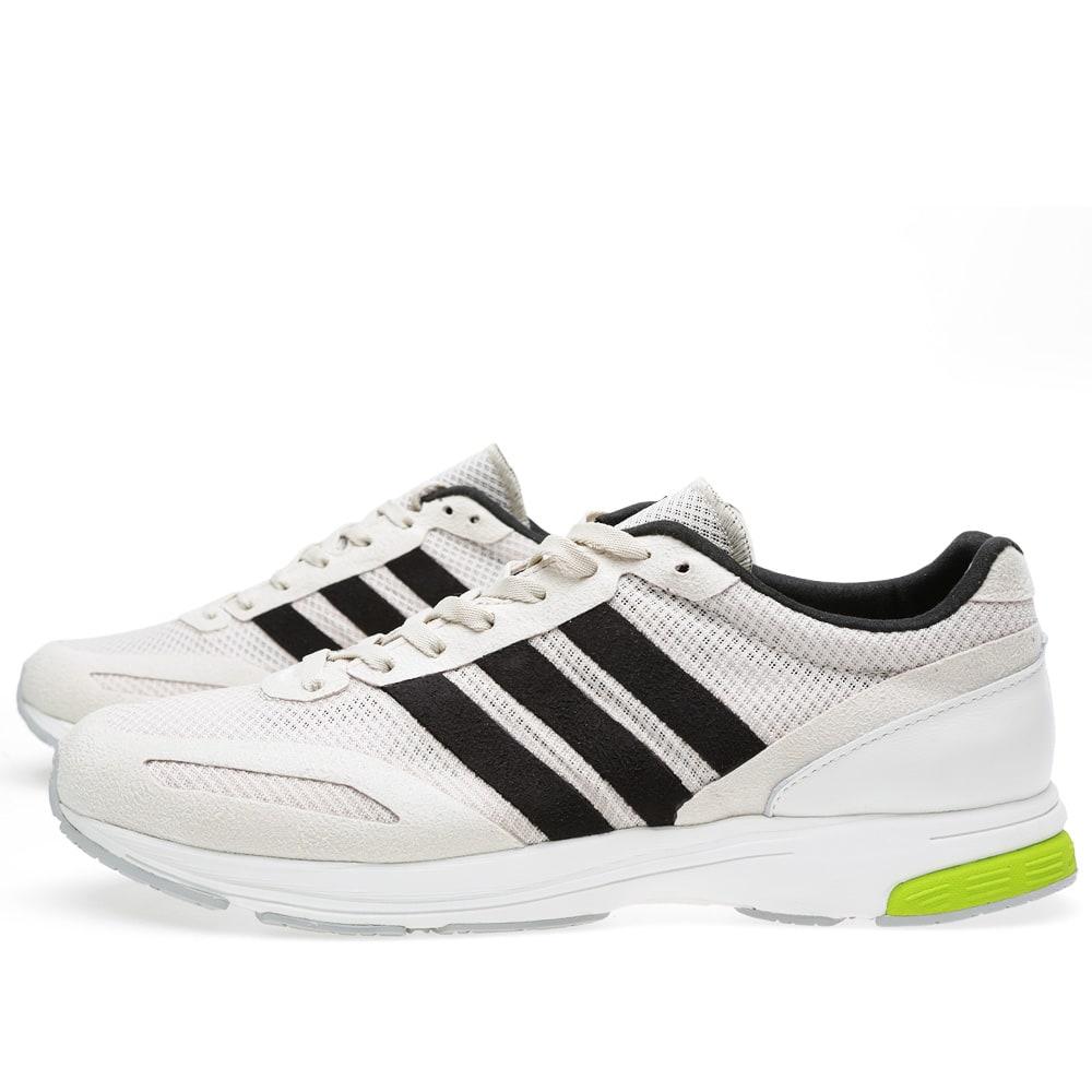promo code 6312f 06d89 Adidas adiZERO Adios 2 90s Ray Yellow   Black   END.