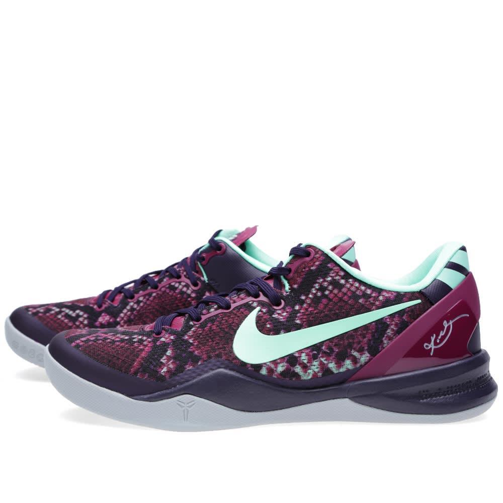 buy online 71ac3 41c7b Nike Kobe 8 System  Pit Viper  Purple Dynasty   END.