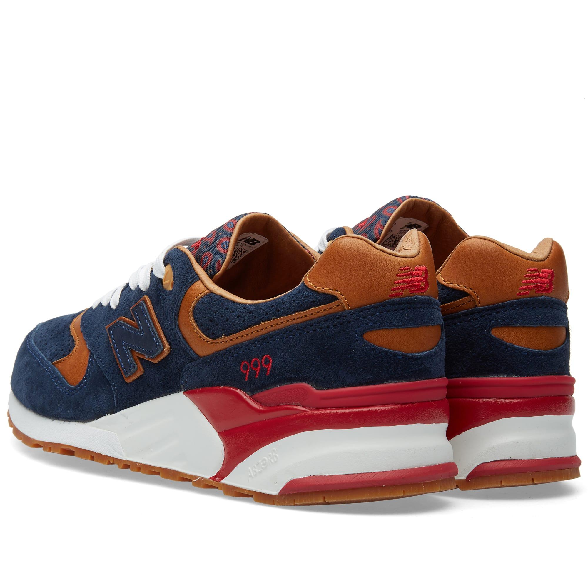 sale retailer 1a5a7 d2150 New Balance x Sneaker Politics ML999SP 'Case 999'