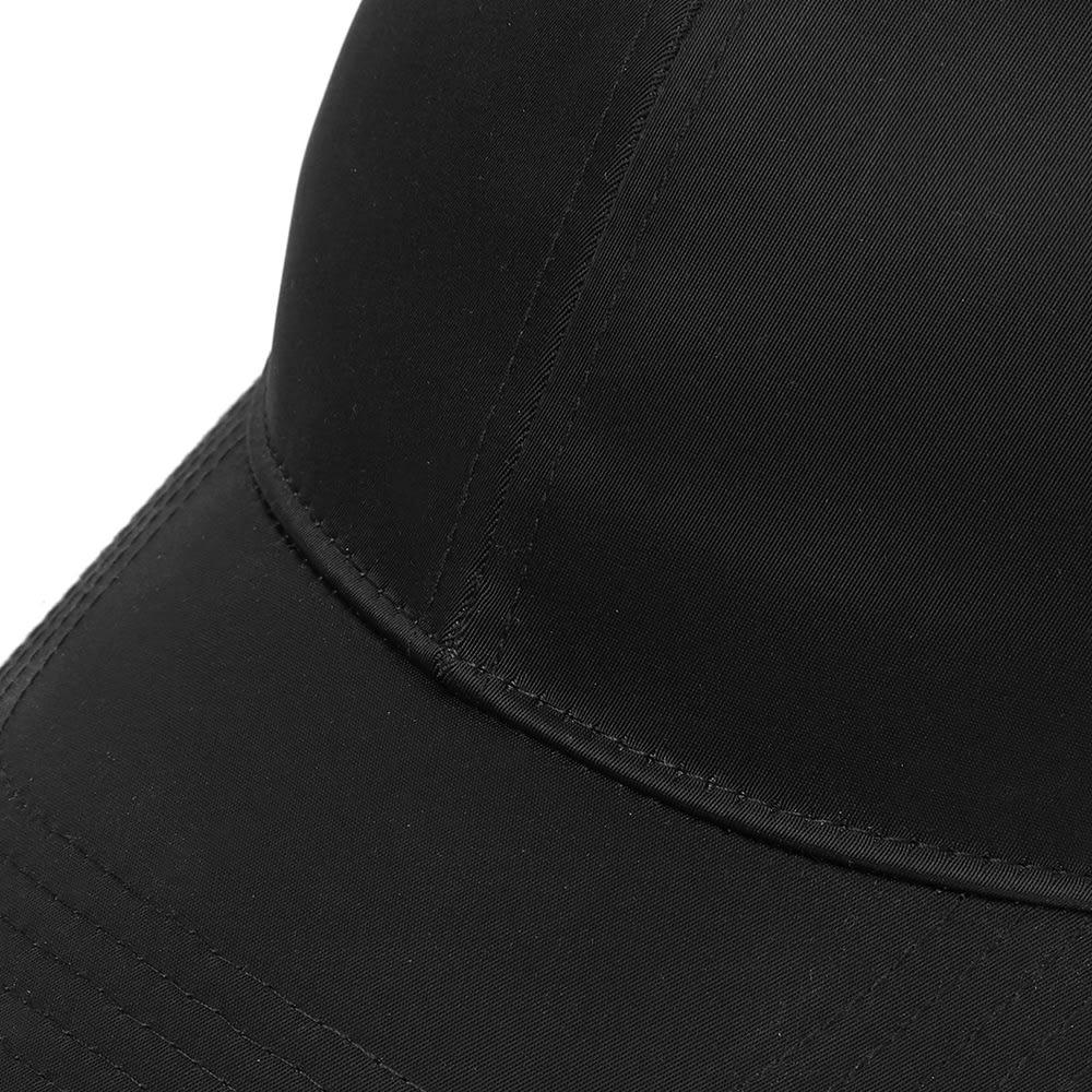 5ba5d6101ee Shop Acne Studios Camp Matt Face Cap In Black