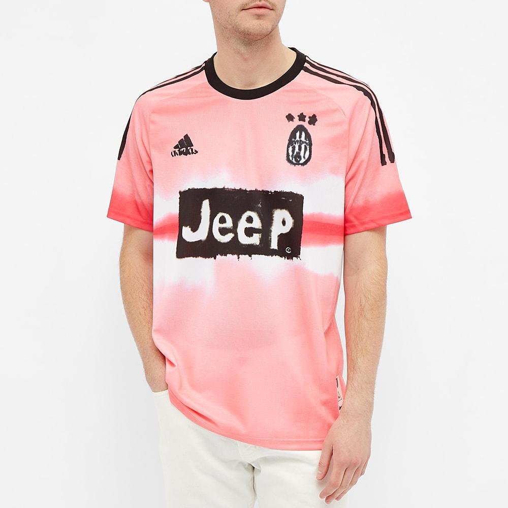 Adidas Juventus x Human Race Football Club Jersey