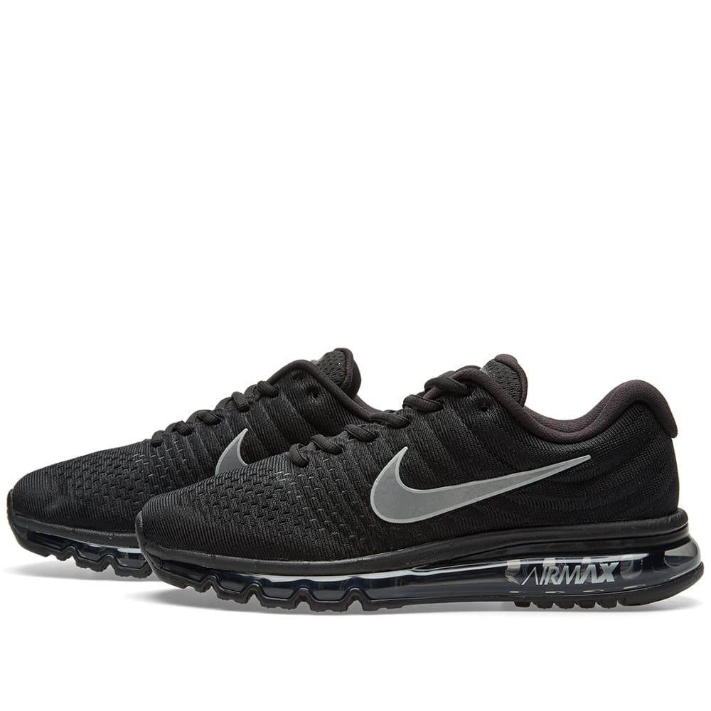5b16a2ca9fb Nike Air Max 2017 Black