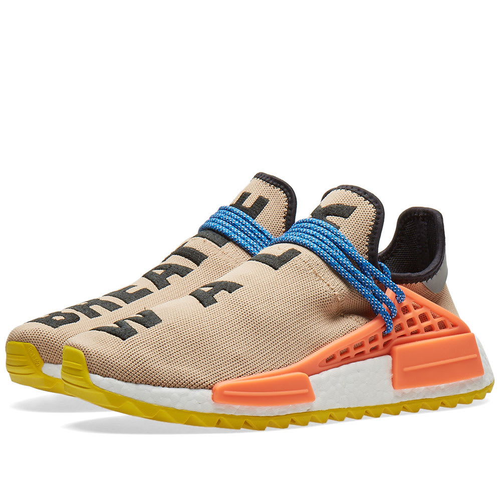 en soldes 8f476 94104 Adidas x Pharrell Williams NMD HU Trail