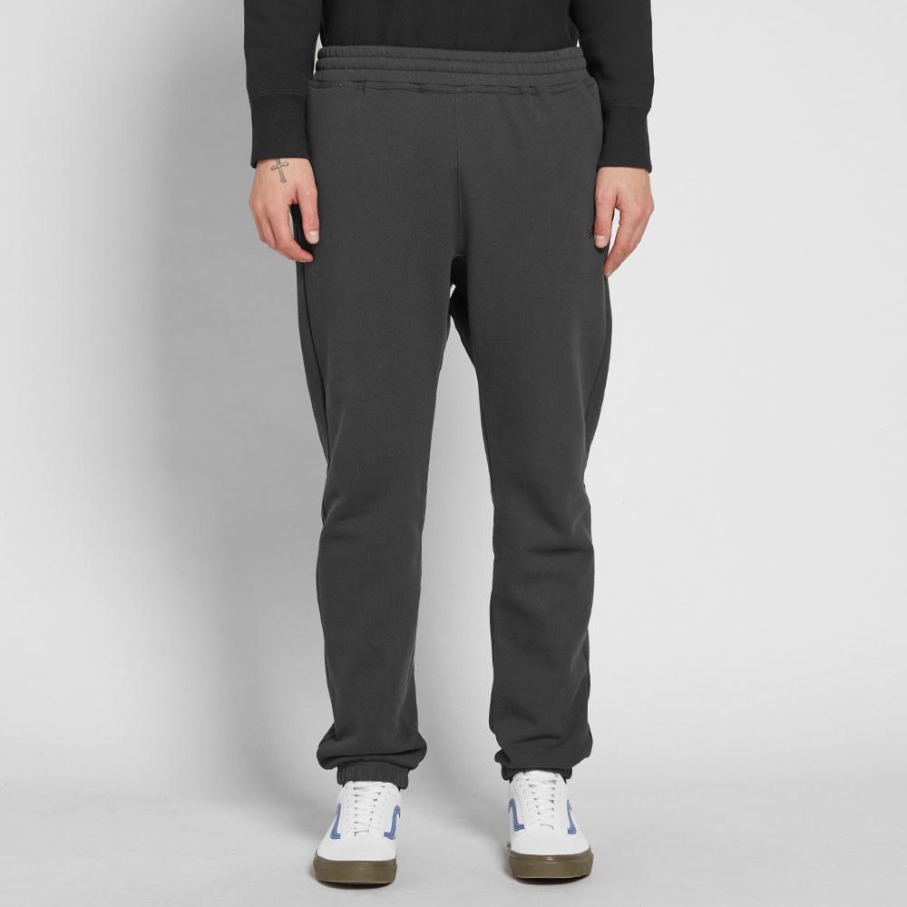 c2d6e5d6 Stussy Stock Fleece Pant Light Black | END.