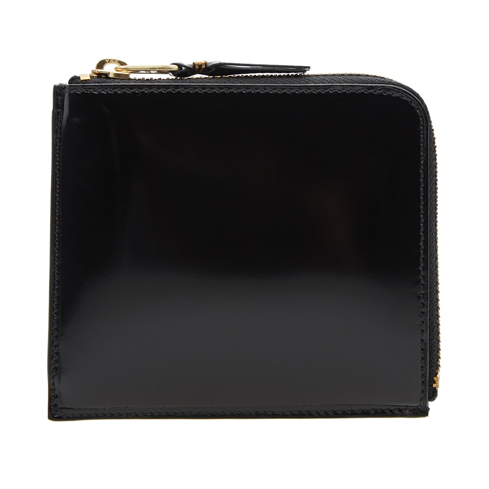COMME DES GARCONS SA3100FL GLOSSY WALLET