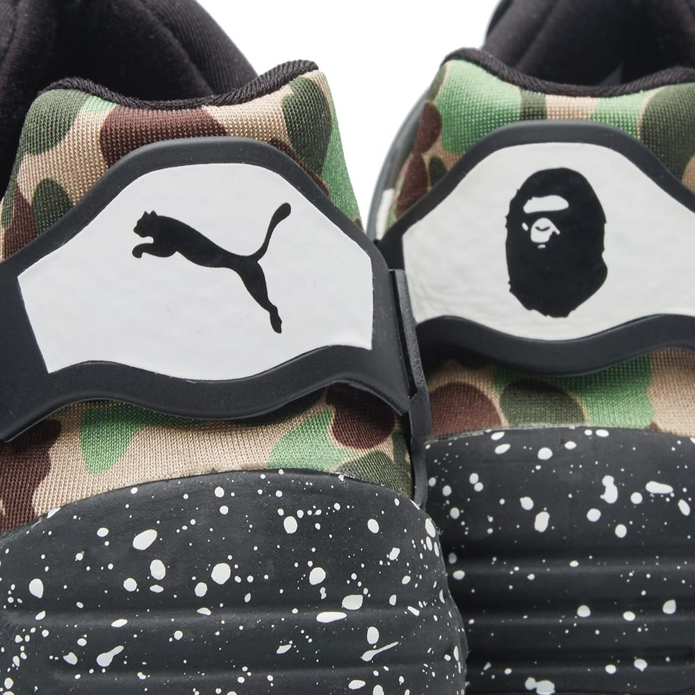 bfea8c6dd0914 Puma x BAPE Disc Blaze Curds & Whey | END.
