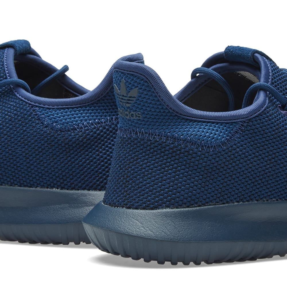 Habitat Ejecutante Excluir  Adidas Tubular Shadow Knit Mystery Blue & Core Black | END.